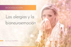 Las alergias y la Bioneuroemoción