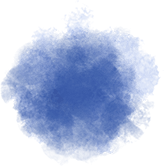 acuarela azul